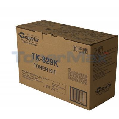 COPYSTAR C-2520 TONER BLACK